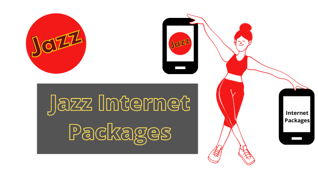 Jazz Internet Packages