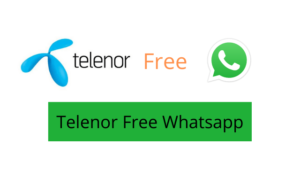 Telenor Free Whatsapp