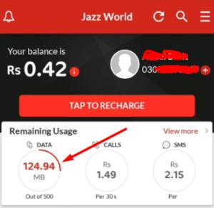 jazz sim mb Data check